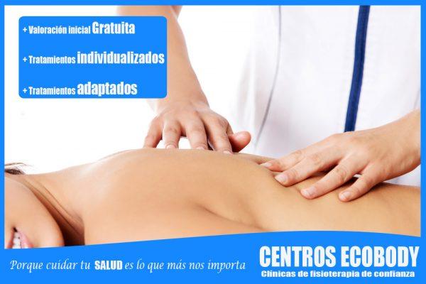 Fisioterapia en Alcalá de Henares y Fuenlabrada