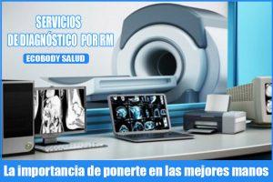 resonancia magnética en Madrid