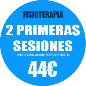 oferta fisioterapia en Alcalá de Henares y Fuenlabrada
