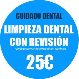 oferta limpieza dental getafe